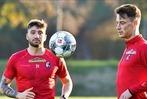 Fotos: SC Freiburg bereitet sich im Trainingslager auf die Rückrunde vor