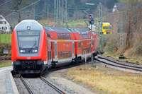 Was passiert mit den alten Doppelstockwagen der Höllentalbahn?