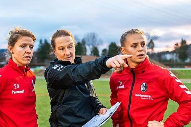 Melanie Behringer kommt zurück zum SC Freiburg – als Trainerin