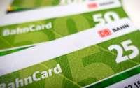 Bahncards 50 und 25 werden billiger