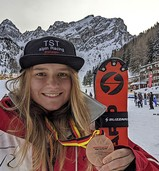 Doppel-Gold für Maren Wiesler