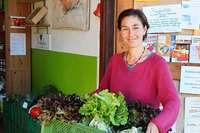 Bei Echinos in Buchenbach gibt's Gemüse, Kräuter und Gartentherapie