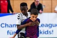 Nachwuchskicker vom FC Barcelona und Co kicken in Südbaden