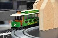 Im neuen Basler Tram-Museum gibt es einen Fahrsimulator