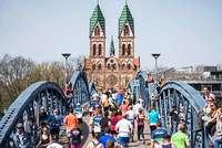 """20 Prozent BZ-Card-Rabatt bei """"Mein Freiburg Marathon"""" für die Teilnahme am Halbmarathon oder am AOK-Gesundheitslauf"""