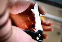 Weniger Straftaten mit Messern im Land