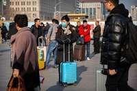 Ausmaß der mysteriösen Lungenkrankheit in China größer als angenommen