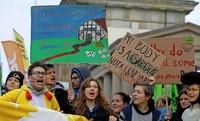 Protest für eine Agrarwende