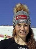 Daniela Maier auf Rang acht