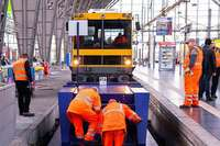 Mehrere Verletzte bei Zugunfall im Frankfurter Hauptbahnhof