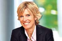 Anja Bauer-Harz ist Chefin von 100 Mitarbeitern bei Elektro-Schillinger