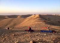 Tausend Kilometer zu Fauß durch Israel und Palästina zur Überwindung von religiösen Vorurteilen und Barrieren