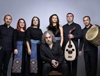 Das Naghash Ensemble of Armenia spielt im E-Werk