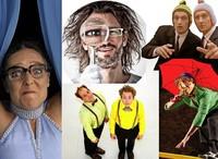 Ulan & Bator, Rosemie Warth, ExtraArt, Boris Bronski, Marcus Jeroch in Bonndorf
