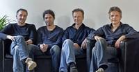 Jazz-Band spielt im Roccafé