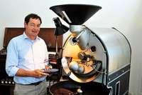 "Wie röstet das Freiburger Unternehmen ""Tee Peter Kaffee"" seinen Kaffee?"