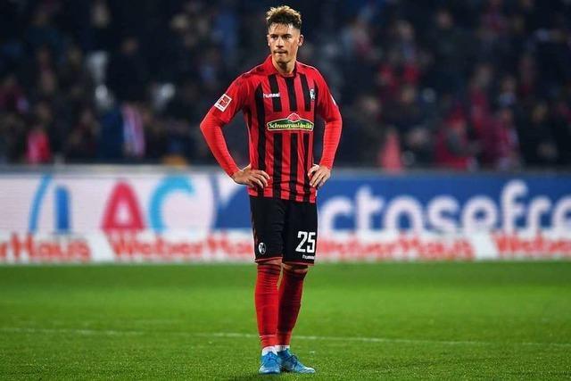 Trotz Überzahl unterliegt der SC Freiburg dem SC Paderborn