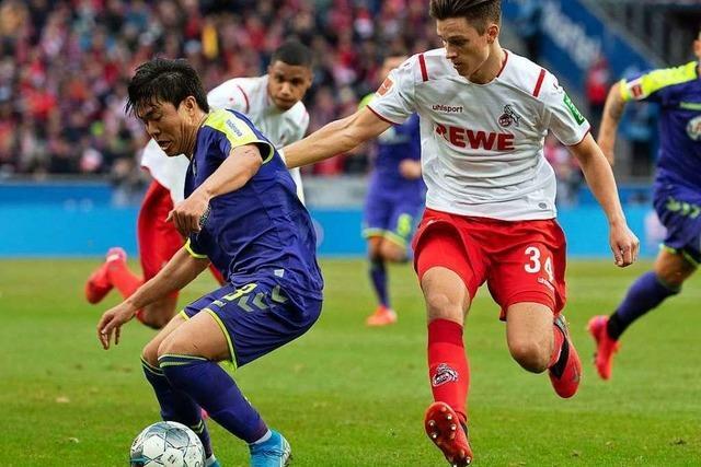 SC Freiburg kassiert eine erneute Niederlage gegen einen Aufsteiger