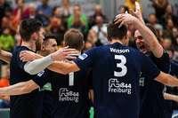 Zwei Spiele, sechs Punkte – von den FT-Volleyballern fallen Zentnerlasten ab
