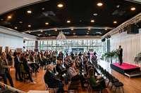 Telekom bringt Start-ups und Mittelstand im Ballhaus Freiburg zusammen