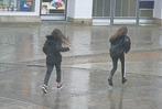 Fotos: Sturmtief Sabine fegt durch Südbaden