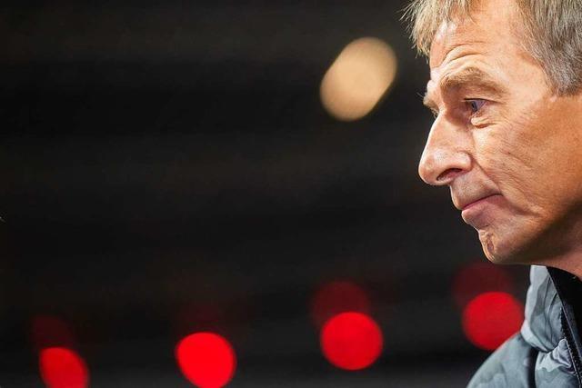Video: Streich erwartet weitere Facebook-Rücktritte im Stile Klinsmanns