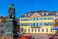 Erleben Sie Anne-Sophie Mutter und das Pittsburgh Symphony Orchestra beim Beethovenfest in Bonn!