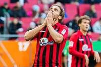 Trotz 73 Prozent Ballbesitz spielt der SC Freiburg Remis in Augsburg