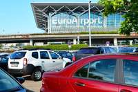 Beim Euroairport sollen bald Roboter Autos einparken