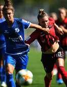 Sandra Starke – im Nationalteam läuft's, im Verein nicht so sehr