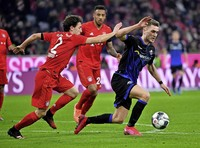 FC Bayern strauchelt – fast