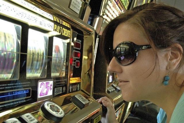 Beim Glücksspiel gibt es viel zu tun