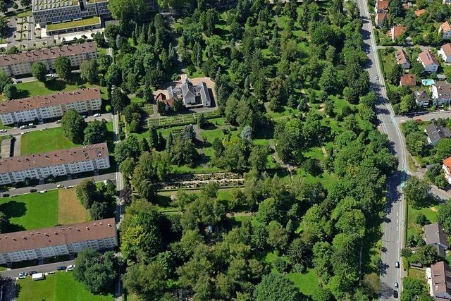 Klaus Klinkners dritter Dokumentarfilm über die Offenburger Oststadt. Thema: der Waldbachfriedhof