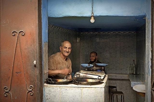 Fotoausstellung mit Motiven aus Marrakesch in Rheinfelden