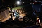 Fotos: Zugunglück löst Großeinsatz im Markgräflerland aus