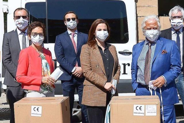 Freiburg führt für die letzten Unmüßig-Nörgler Maulkorbpflicht ein