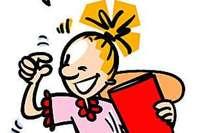 Lucy Backfisch: Hausaufgaben