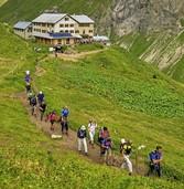 Die Berghütten öffnen wieder