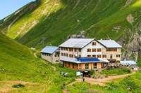 Die Berghütten öffnen nach der Zwangspause wieder