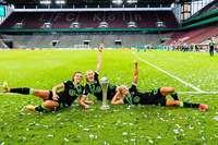 Wolfsburg holt erneut den DFB-Pokal – Ärger über abgebrochene Übertragung