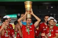 Bayern München gewinnt zum 20. Mal den DFB-Pokal