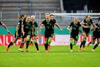 Seriensieger VfL Wolfsburg muss gegen die SGS Essen im Pokalfinale alles geben