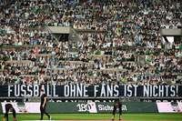 Dürfen Fußballfans bald wieder in die Stadien?