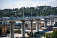 Zwei Jahre nach der Katastrophe wird die neue Brücke eingeweiht
