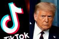 Trumps Angriff auf die chinesische App Tiktok ist ein politisches Manöver