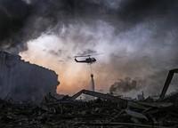 Explosionen erschüttern Beirut