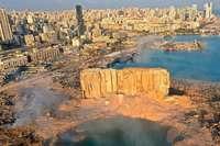 """Explosionen in Beirut: """"Es war wie eine Atombombe"""""""
