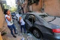 Nach Explosion in Beirut rufen Organisationen zu Spenden auf