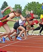 Sehnlich erwartet: der erste Wettkampf für Schüler