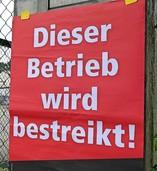 Leiharbeiter dürfen keine Streiks brechen